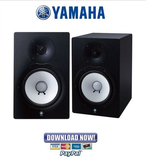 Yamaha hs80m hs50m speaker service manual repair guide for Yamaha hs80m specs
