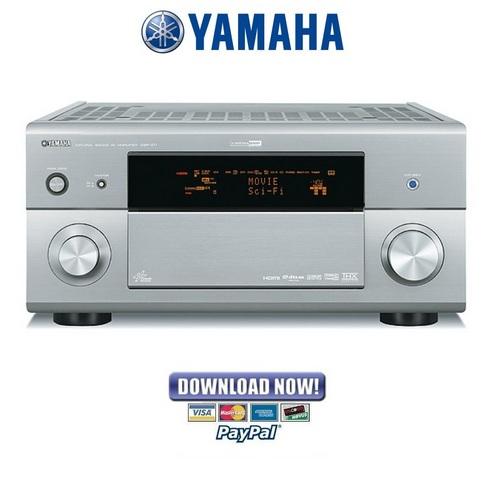 Yamaha Dsp Z Manual