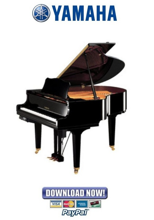 Pay for Yamaha Disklavier Mark 3 Series DGC1 Service Manual & Repair Guide