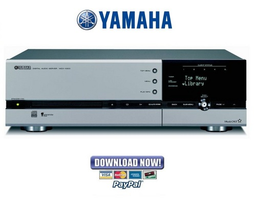 yamaha mcx 1000 musiccast service manual repair guide