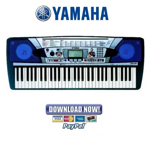 yamaha psr 280 psr 282 portatone keyboard service manual. Black Bedroom Furniture Sets. Home Design Ideas