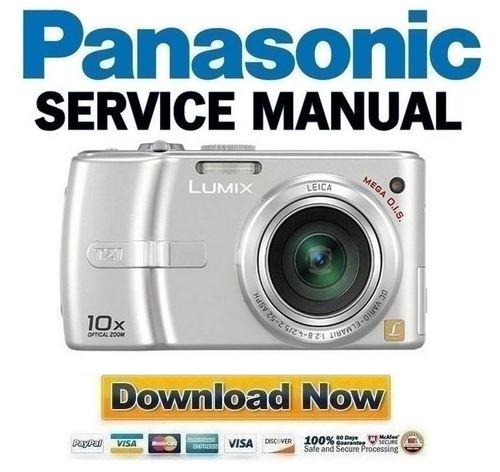 Panasonic Lumix Service Manuals - Apotelyt