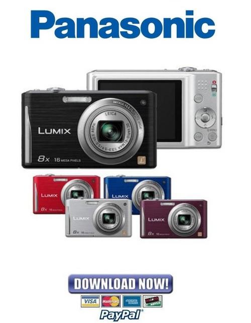 panasonic lumix dmc fh24 fh25 fs35 service manual repair guide rh tradebit com Panasonic Lumix DMC FZ30 Software panasonic lumix dmc-fh25 specs