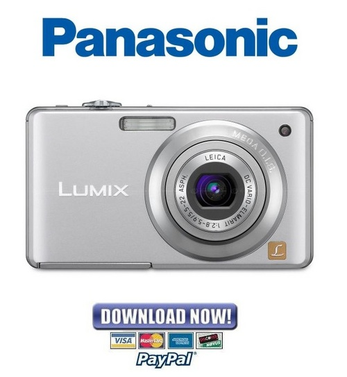 Pay for Panasonic Lumix DMC-FS6 Service Manual & Repair Guide