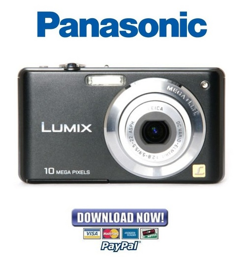 panasonic lumix dmc fs62 service manual repair guide download m rh tradebit com Panasonic Lumix DMC LX7 Lumix DMC TS3