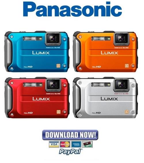 panasonic lumix dmc ft3 ts3 series service manual repair guide rh tradebit com panasonic lumix dmc-ts3 manual Panasonic Lumix G