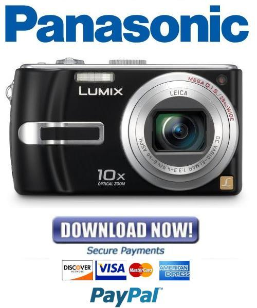 panasonic lumix dmc tz3 tz2 service manual repair guide downl rh tradebit com Panasonic Lumix DMC ZS3 Panasonic Lumix DMC-TZ10