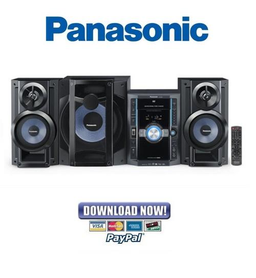 Pay for Panasonic SC-VK680 SA-VK680 Service Manual & Repair Guide