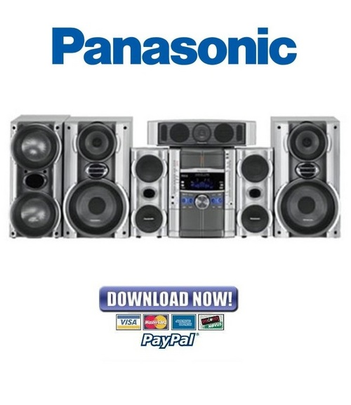 Panasonic Sa-Vk62d Инструкция