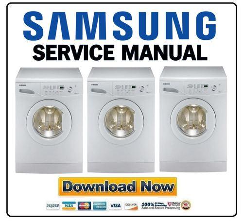 Samsung wf-s1061 washing machine user manual pdf.
