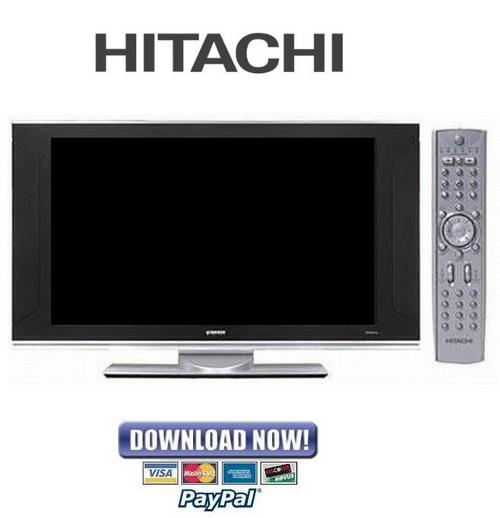 Hitachi 42hdt51m   55hdt51m Service Manual  U0026 Repair Guide