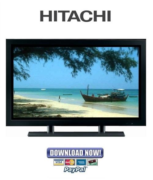 hitachi cmp4221u service manual  u0026 repair guide