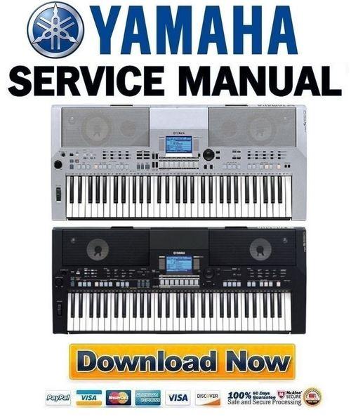 yamaha psr 550 service manual repair guide download manuals am rh tradebit com manual yamaha psr 550 manual yamaha psr s550