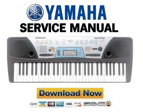 yamaha psr 170 service manual repair guide download manuals am rh tradebit com yamaha psr 170 manual pdf teclado yamaha psr 170 manual