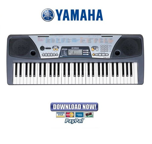 yamaha portatone psr 175 service manual repair guide download m rh tradebit com yamaha psr 125 manual yamaha psr-175 manual