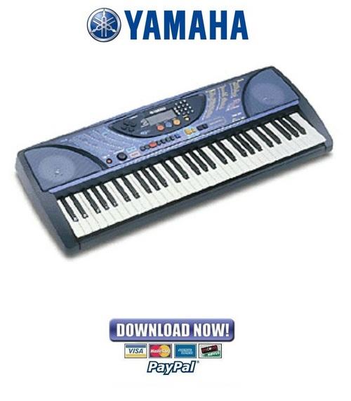 yamaha portatone psr 240 248 service manual repair guide down rh tradebit com Clip Art User Guide Online User Guide