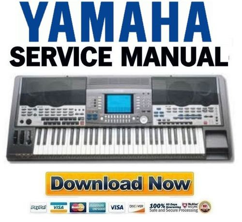 yamaha keyboards manuals downloads