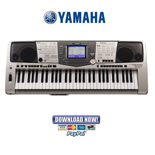yamaha portatone psr a1000 service manual repair guide download rh tradebit com Yamaha Portatone Driver Yamaha Portatone PSR-E303
