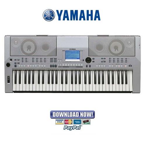 download free yamaha psr 500 service manual metgget. Black Bedroom Furniture Sets. Home Design Ideas