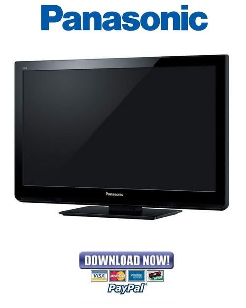 panasonic tc 32lx34 service manual repair guide. Black Bedroom Furniture Sets. Home Design Ideas
