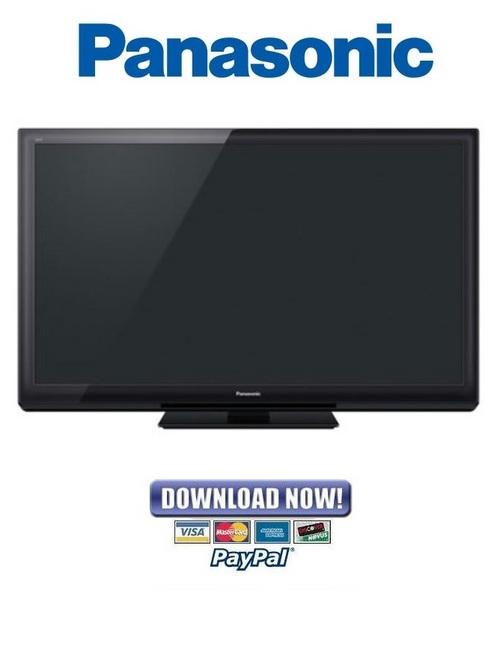 panasonic tc p50st30 full service manual repair guide. Black Bedroom Furniture Sets. Home Design Ideas