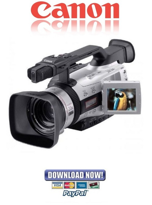 canon dm xm2e service   repair manual repairmanualspro Canon G6 Camera Canon G5