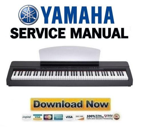 Download free pdf for yamaha p-140 music keyboard manual.