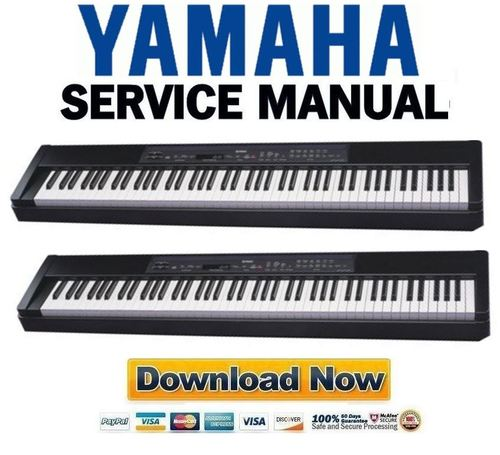 Yamaha Piano P Manual