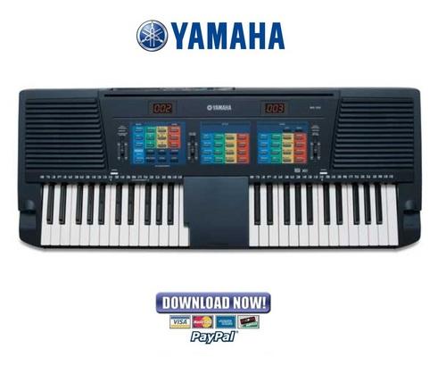 Yamaha portatone mie 3xg service manual repair guide for Yamaha portatone keyboard