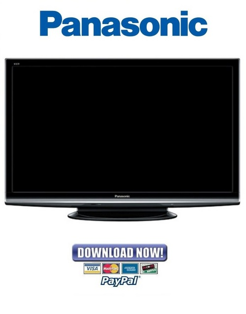 panasonic tc p46g10 service manual repair guide. Black Bedroom Furniture Sets. Home Design Ideas