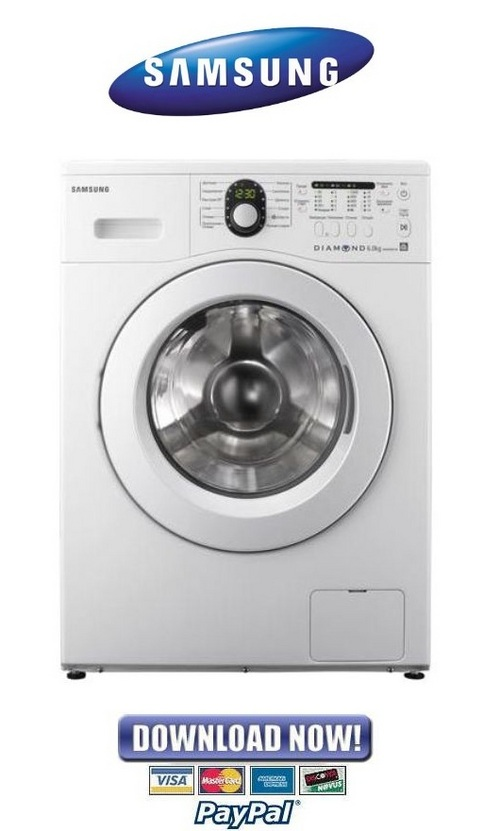 service manual for samsung washer