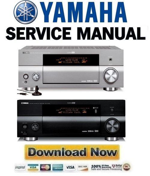 Yamaha Dsp Emanual Pdf