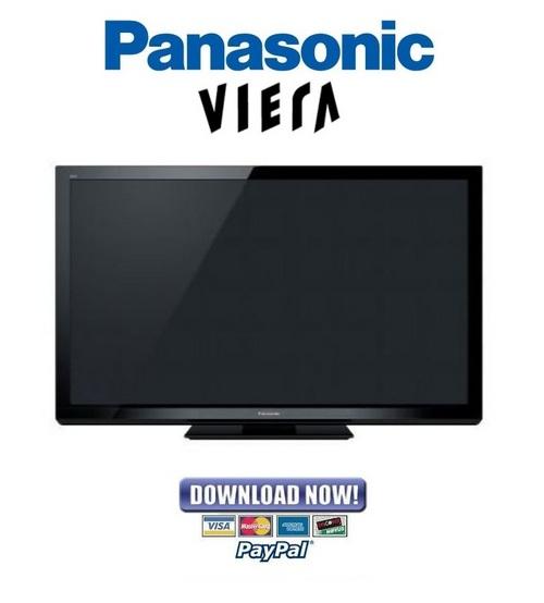 "panasonic viera tc p42s30 service manual repair guide download rh tradebit com Panasonic Viera 50"" Plasma Panasonic Viera Plasma 42"