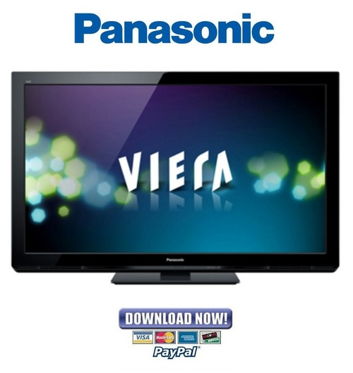 panasonic tv wiring diagram panasonic viera wiring schematic #4