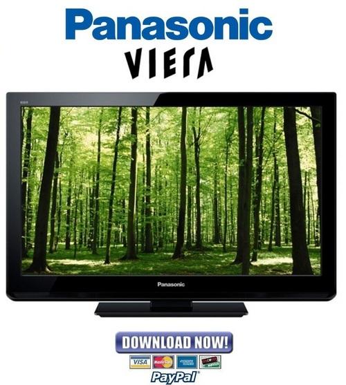 Pay for Panasonic Viera TC-L32C3 Service Manual & Repair Guide