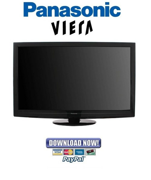 panasonic viera tc p42g25 service manual repair guide. Black Bedroom Furniture Sets. Home Design Ideas