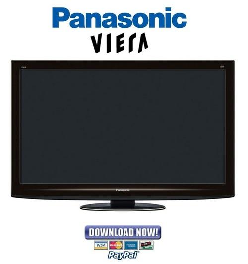 Panasonic Viera Tc P42gt25 Service Manual  U0026 Repair Guide