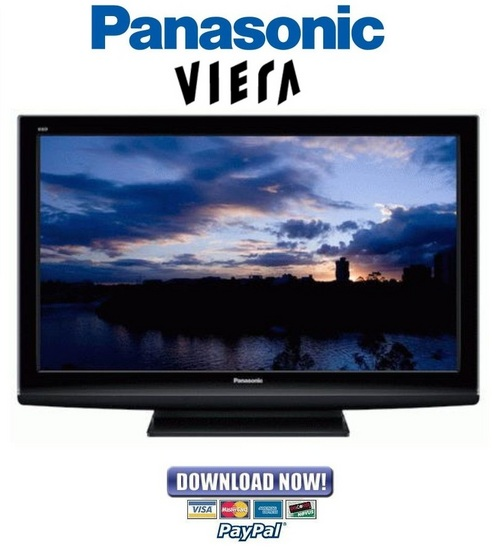panasonic viera tc p46c2 service manual repair guide. Black Bedroom Furniture Sets. Home Design Ideas