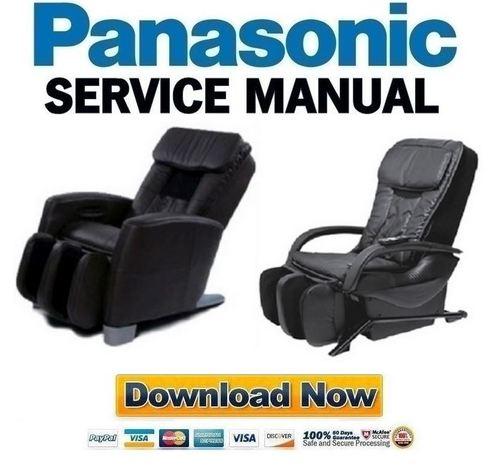 panasonic ep1273 ep1272 service manual repair guide