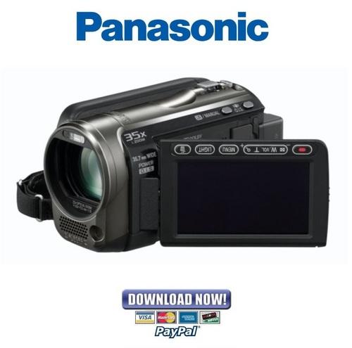 Panasonic camcorder hdc sd600 monitor reparatur youtube.