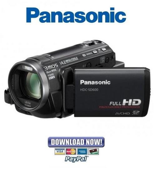 Panasonic hdc-sd600 – performance and verdict review | trusted reviews.