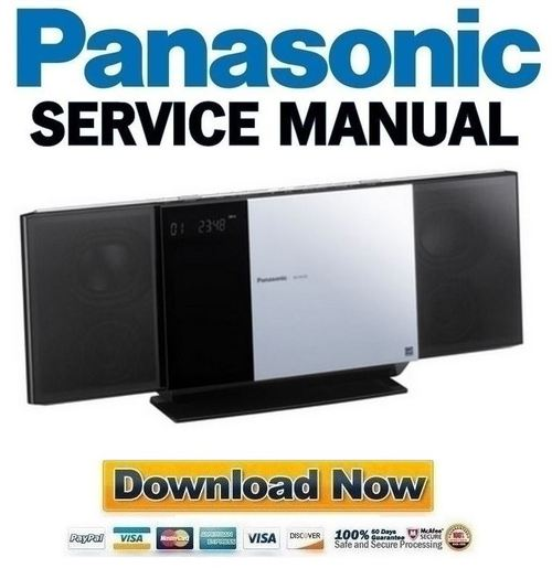 panasonic sc hc35 service manual repair guide download. Black Bedroom Furniture Sets. Home Design Ideas