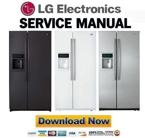 lg lsc27950sw lsc27950sb lsc27950st service manual. Black Bedroom Furniture Sets. Home Design Ideas