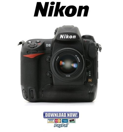 nikon d3 service manual repair guide parts list catalog downl rh tradebit com nikon d3 technical guide nikon d3 video review