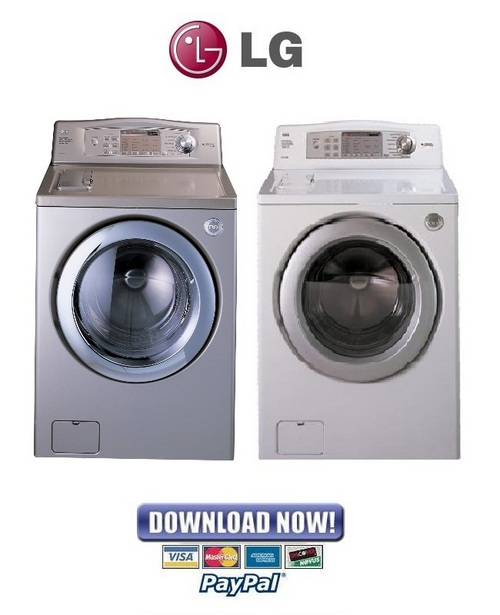 Lg Wm2011hs Wm1811cw Wm2032hs Wm1832cw Service Manual
