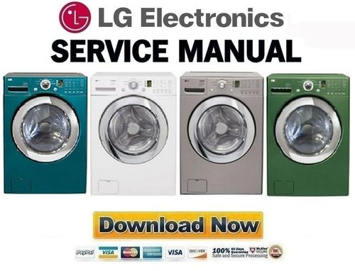 Lg wm2233hw manual.
