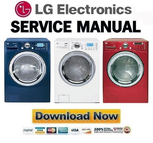 lg wm2487h wm2487hwm wm2487hrm service manual repair guide down rh tradebit com LG Tromm WM2487HRM Parts lg wm2487hrm repair manual