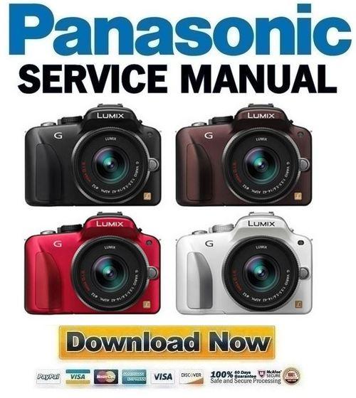 panasonic lumix dmc g3 g3k g3w service manual repair guide down rh tradebit com manual for panasonic hdc-mdh1gc-k manual for panasonic hdc-tm60