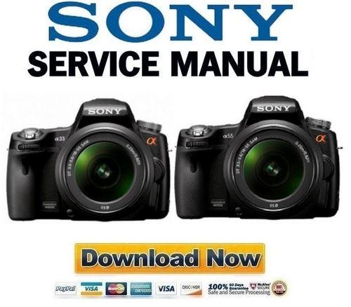 инструкция Sony A33 - фото 6