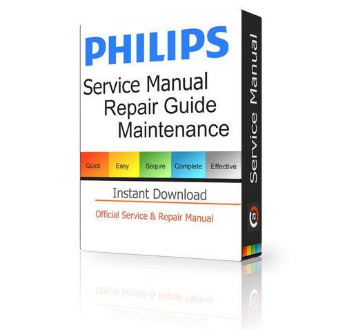 philips 42pfl7403d 47pfl7403d usa canada model service manual rh tradebit com Philips Television Philips Television